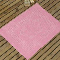 Коврик для ванной Likya, цвет светло-розовый, 50x70 - Bilge Tekstil