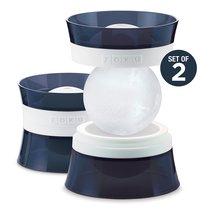 Форма для льда Ice Ball черная - Zoku
