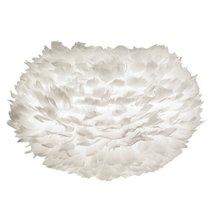 Плафон Eos medium, белый - Umage