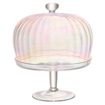 Подставка для торта с крышкой Pearl, D26,6 см - LSA International
