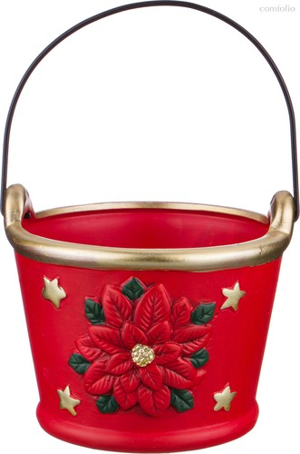 Ваза-Кашпо 14x14x11,8 см - Polite Crafts&Gifts