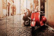 Мотороллеры 30х40 см, 30x40 см - Dom Korleone