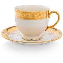 """Чашка чайная с блюдцем Lenox """"Вестчестер"""" 200мл - Lenox"""
