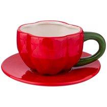 Чайный Набор На 1 Персону Peperoni 2 пр. 300 мл - New Qili Arts