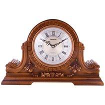 Часы Настольные Кварцевые Классика 45, 5X11, 5X29 см Диаметр Циферблата 17 см - Shantou Lisheng