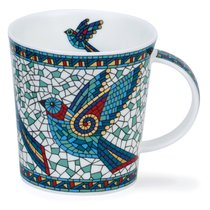"Кружка Dunoon ""Птицы.Мозаика.Ломонд"" 320мл - Dunoon"