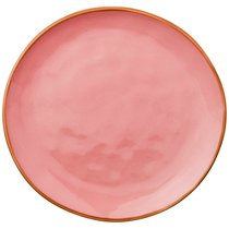Тарелка Закусочная Concerto Диаметр 20,5 см Розовый, цвет розовый, 20 см - Hunan Huawei