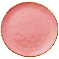 Тарелка Закусочная Concerto Диаметр 20,5 см Розовый - Hunan Huawei