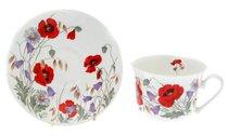 Чайная пара для завтрака Английский луг 500мл - Roy Kirkham