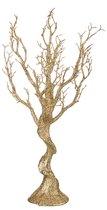 Изделие Декоративное Дерево Высота 75 см Цвет: Золото - Huajing Plastic Flower Factory
