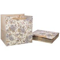 Комплект Бумажных Пакетов Из 10 Шт. Royal Garden 30x30x25 см - Vogue International