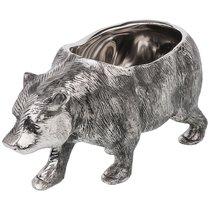 Подставка Под Бутылку Медведь 30x11x17 см Серия Dal Mare - Universal Ark Enterprises