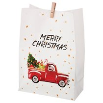 Комплект Пакетиков Для Подарков С Прищепкой Из 24 Шт. 14*20 см - Vogue International