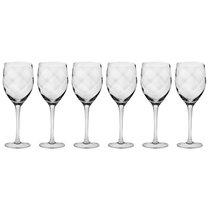 """Набор бокалов для красного вина Krosno """"Романтика"""" 320мл, 6 шт - Krosno"""