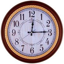 Часы Настенные Кварцевые Диаметр 44,5 см Диаметр Циферблата 34,65 см