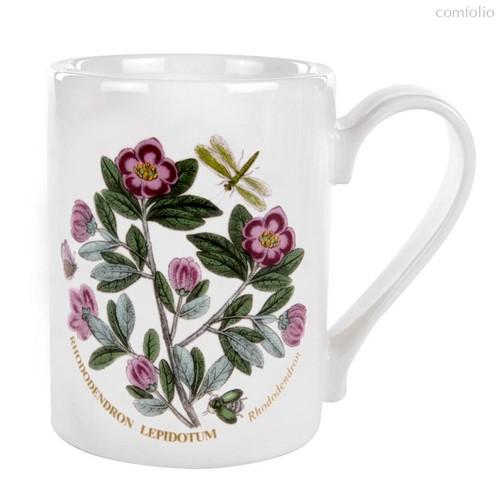 """Кружка кофейная Portmeirion """"Ботанический сад. Рододендрон"""" 280мл - Portmeirion"""