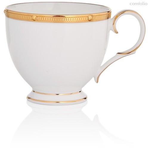"""Чашка чайная 200мл """"Рочель, золотой кант"""" - Noritake"""