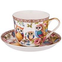 Чайная Пара 2 Пр. Owls Family 500 мл - Meizhou Yuesenyuan
