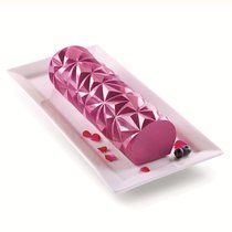 Набор для приготовления пирожных Diamond Buche - Silikomart
