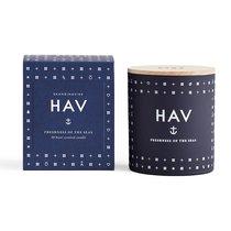 Свеча ароматическая HAV с крышкой, 190 г - Skandinavisk