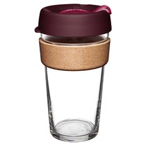 Кружка KeepCup Brew Cork L 454 мл Kangaroo Raw - KeepCup