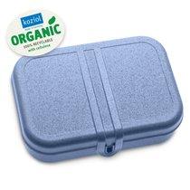Ланч-бокс PASCAL L Organic синий - Koziol