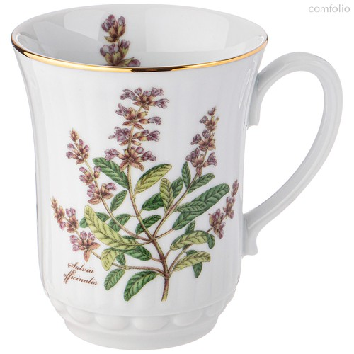 Кружка Луговые Травы 300 мл Высота 10см - Cesky Porcelan