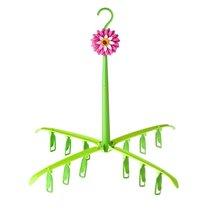 приспособление для развешивания мокрой одежды FLOWER POWER - Vigar