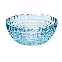 Салатница Tiffany L голубая - Guzzini