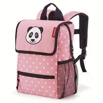 Ранец детский panda dots pink - Reisenthel
