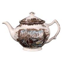 Чайник большой 1200мл Деревенька - Johnson Brothers