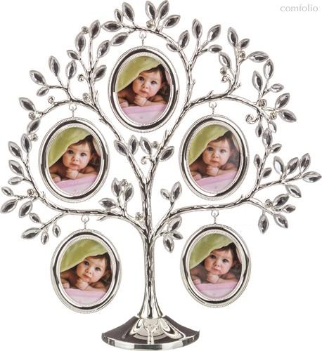 Фоторамка-Дерево 26x7x27 см На 5 Фото 5x6 см - Guangzhou Xincle Handicraft Liu Qing Jewelry