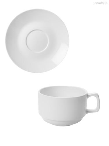 Чайная пара стекабл 230мл (блюдце 14,5см) - Top Art Studio