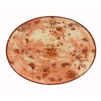 Тарелка овальная плоская 36 см - RAK Porcelain