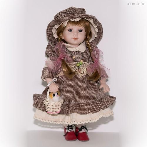 Кукла фарфоровая Адель 30,5 см - Top Art Studio