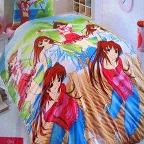 КПБ COTTON LIFE Детское 1,5 сп. (50x70 нав. 2 шт.) GIRLS, 1.5-спальный - Meteor Textile