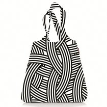 Сумка складная Mini maxi shopper zebra - Reisenthel