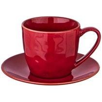 Чайный Набор На 1 Персону Concerto 2 Пр 240 мл Винный Красный, цвет красный - Hunan Huawei