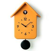 Часы с кукушкой QQ жёлтые - Guzzini