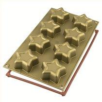 Форма для приготовления пирожных Stella силиконовая - Silikomart