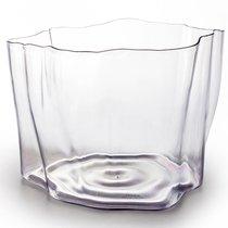 Органайзер Flow средний прозрачный, цвет прозрачный - Qualy