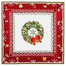 Блюдо Christmas Collection 22x22 см - Сheerful porcelain