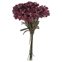 Цветок Искусственный Высота 28 см - Huajing Plastic Flower Factory