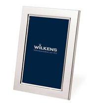 "Рамка для фото Wilkens ""Манхэттен"" 10х15см (посеребрение) - Wilkens"