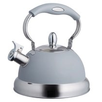 Чайник со свистком Living серый - Typhoon