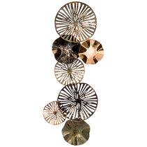 Панно Настенное Коллекция Модный Акцент 25,4x70,5x5,7 см - FUZHOU SMART HOME DECORATION