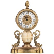 Часы Настольные - Olympus Brass