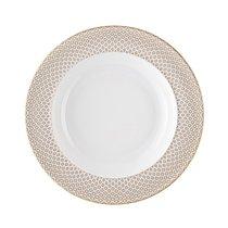 """Тарелка суповая 22см """"Францис Карро Беж"""", 22 см - Rosenthal"""