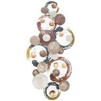 Панно Настенное Коллекция Модный Акцент 134,6x68,6x6,4 см - Baihui Rattan Furniture