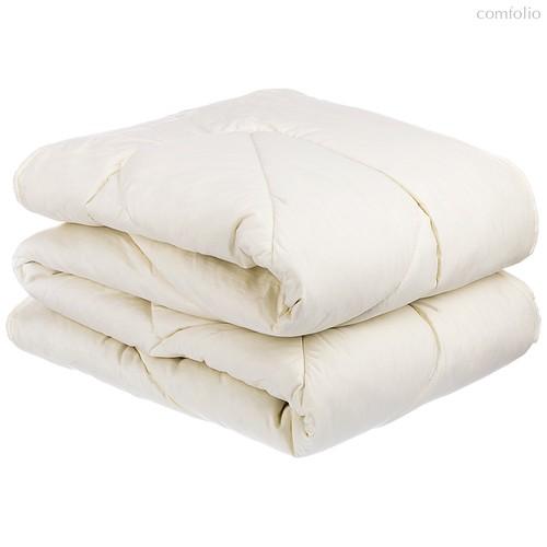 Одеяло COTTON AIR 200*220 СМ САТИН,ХЛОПКОВОЕ ВОЛОКНО ПЛОТНОСТЬ 300 Г/М2 - Бел-Поль